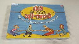 KIDS BATTLE THE GROWN UPS BOARD GAME BRAND NEW & SEALED 2002