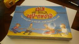 KIDS BATTLE THE GROWN-UPS BOARD GAME BRAND NEW & SEALED 2002