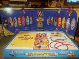 Kids Battle The Grown Ups Trivia Board Game University Games