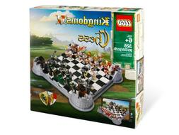 LEGO Kingdoms Set Chess Set
