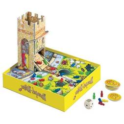HABA Knuckling Knights - A Rumbling Castle Game for Ages 4 a