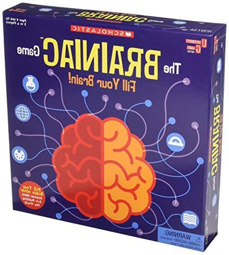 00702 scholastic brainiac board