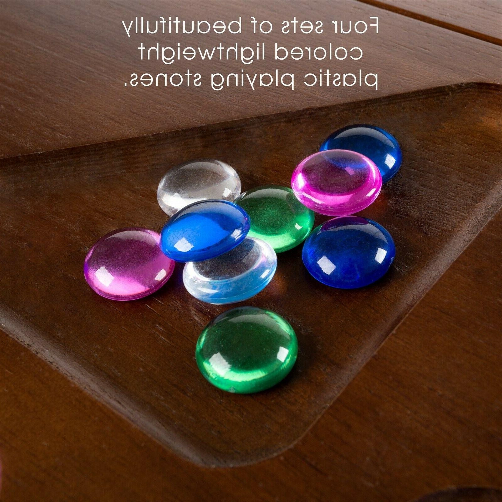 16 Folding Board Stones 4 Colors