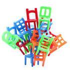 18pcs Mini Balance Chair Toy ABS Plastic Educational Puzzle