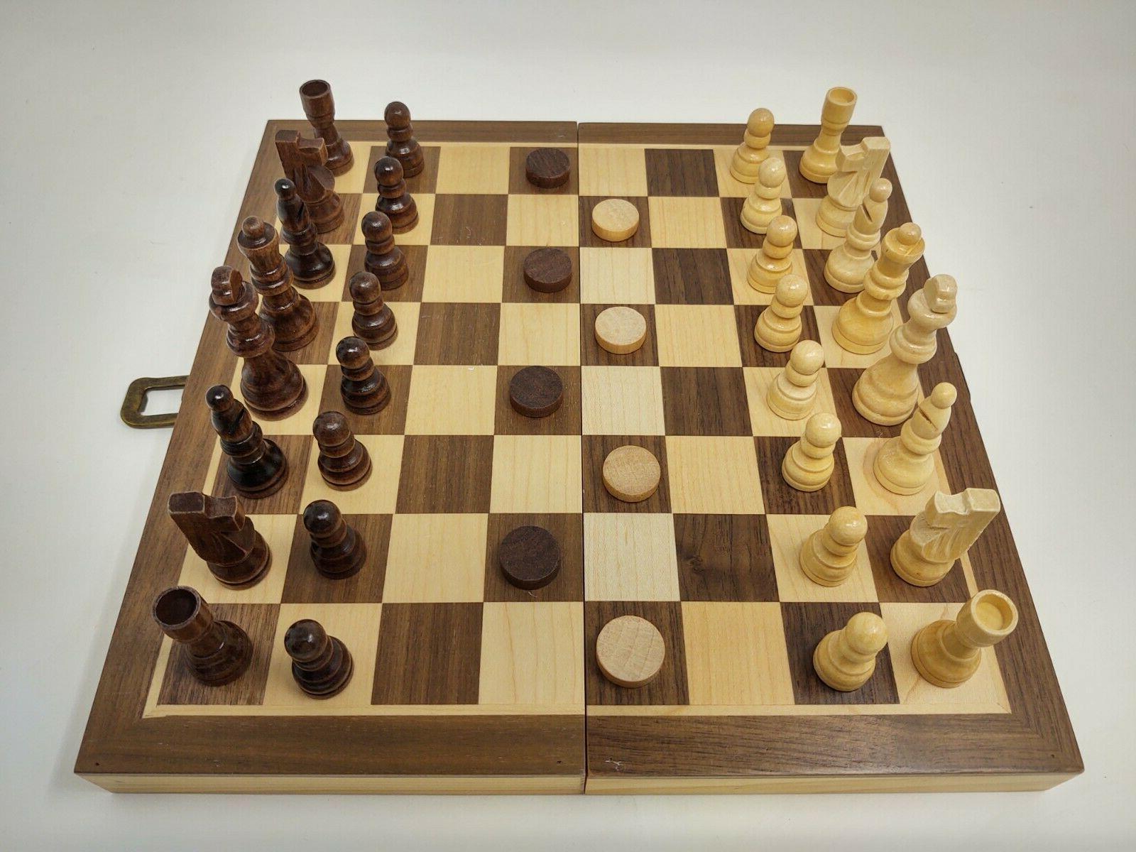 DA Combination Backgammon Game