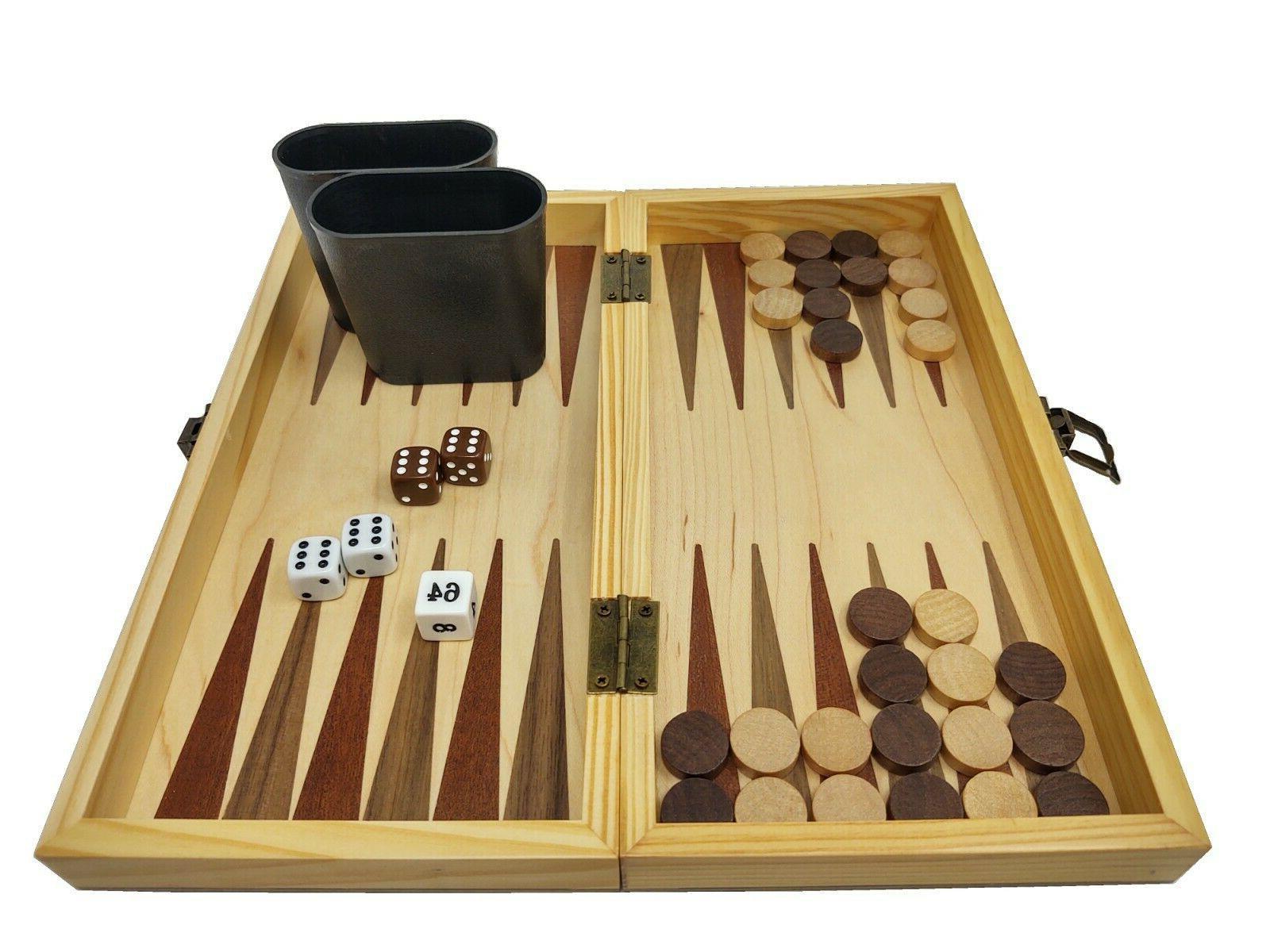 DA Combination and Backgammon Game