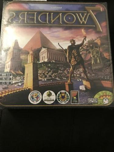 7 wonders board game repos production