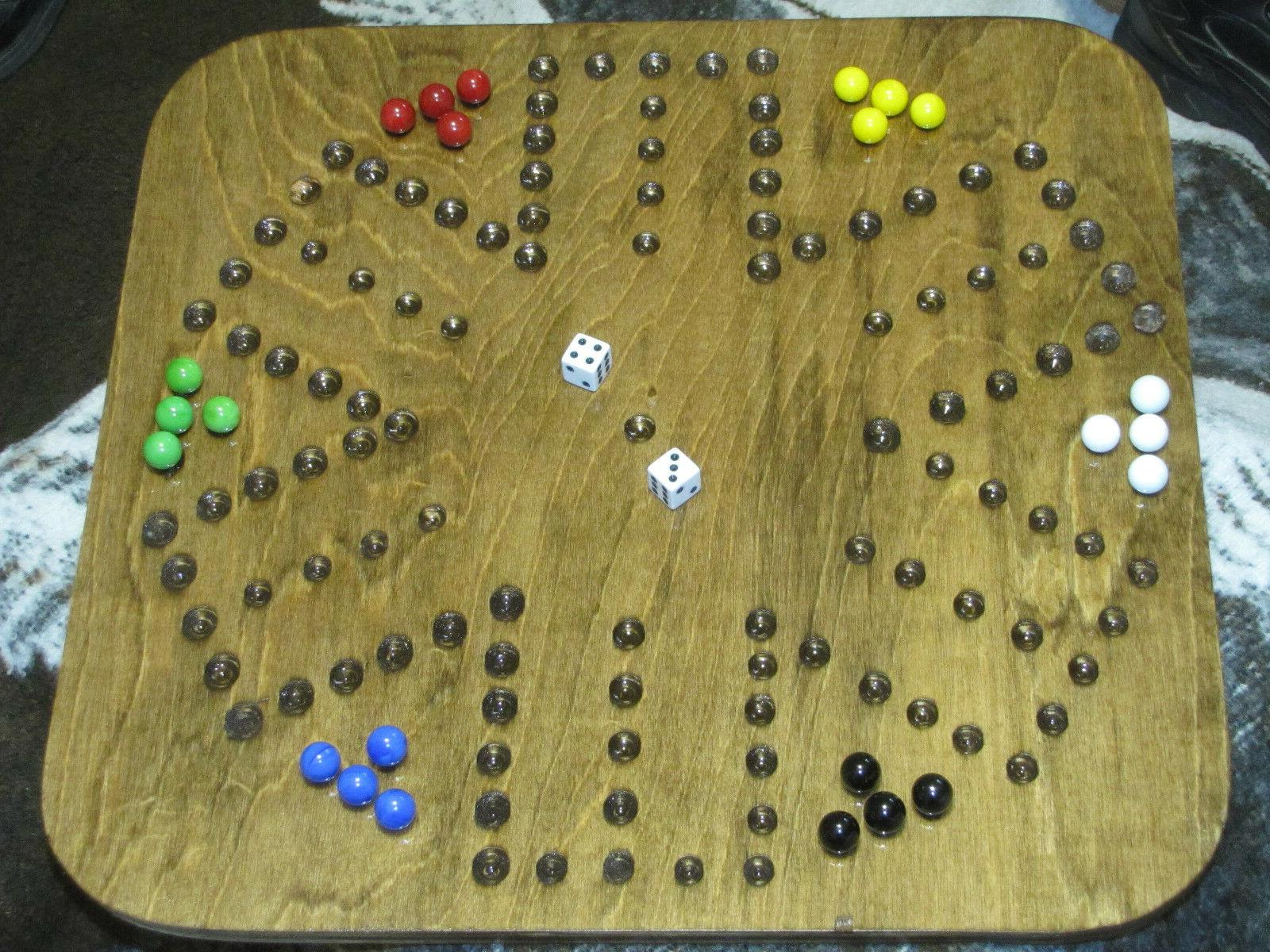 AGGRAVATION GAME – WOODEN BOARD