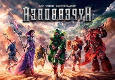 Asterion Press Games: Hyperborea board game