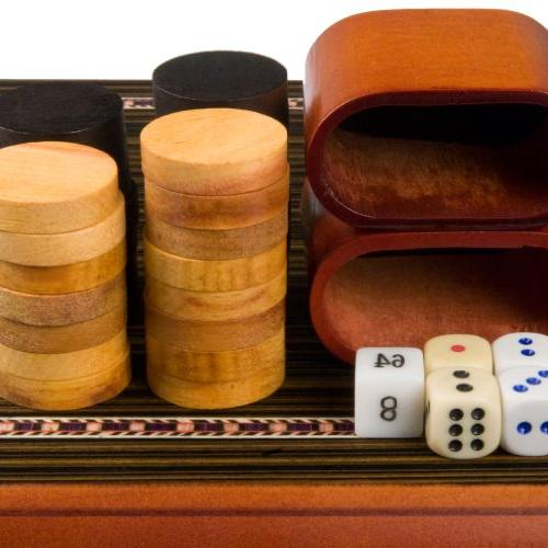 Backgammon - Lacquer