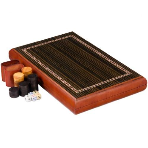 Backgammon Board - Case 13 inches