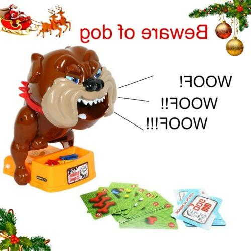 Beware of Barking Dog Novelty Prank Toy Gag Board Game for K