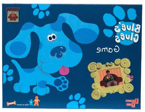Blue's Clues Game