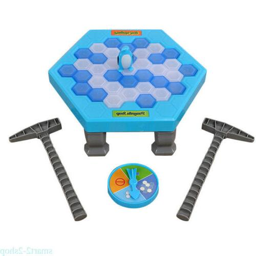 Breaking Ice Penguin Party Supplies Penguin Board Paternity Game
