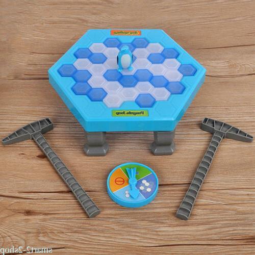 Breaking Ice Party Penguin Board Paternity