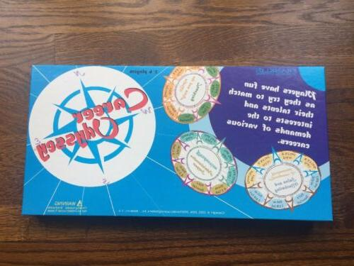 Career Odyssey Board Game, 2008 Franklin Learning Systems ed