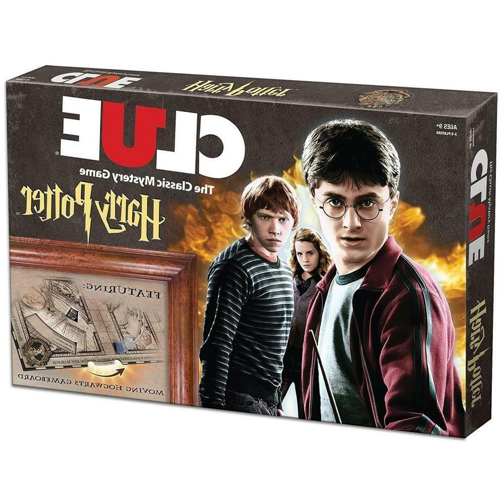 Clue: Potter Classic Mystery USAopoly