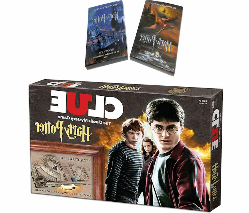 Clue: Harry Potter  The Classic Mystery Board Game USAopoly