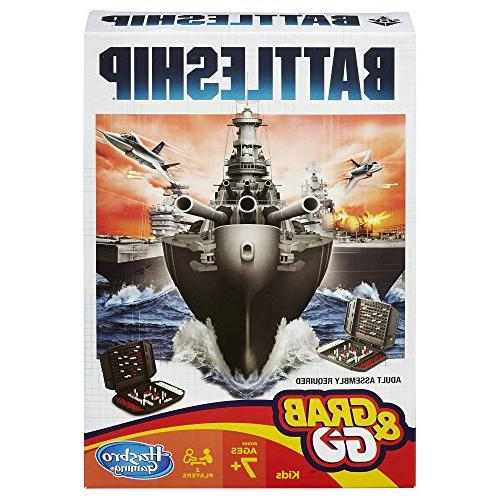 Hasbro Battleship Grab and Go Game