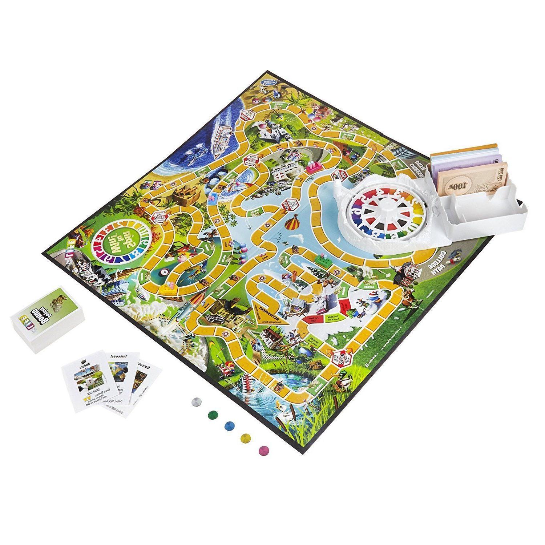 Hasbro The Life Board Game- NEW