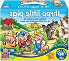 Orchard Toys Three Little Pigs Baby/Toddler/Child Board Game