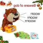 SGILE Beware of Barking Dog Novelty Prank Toy Gag Gift Board