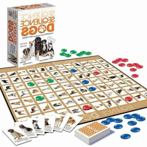 Sequence Dogs Game Jax Ltd Inc 8020