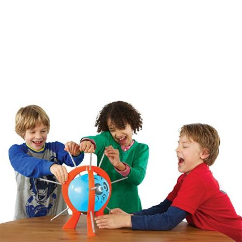 Spin Games Boom Boom Balloon Board Game