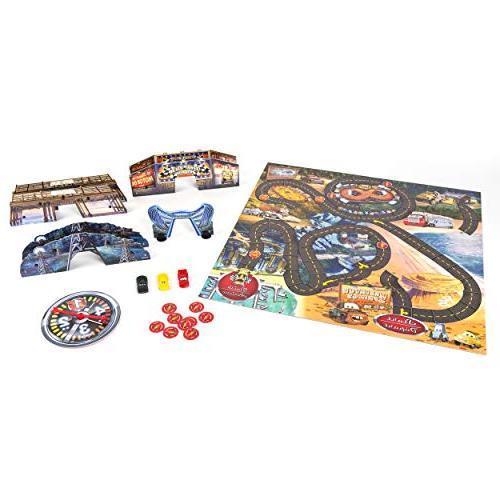 Spin Cars Raceway - Board