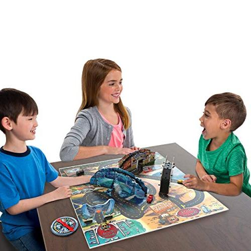 Spin Master - Cars 3 Raceway - Board Game
