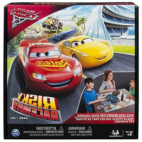 Spin Cars 3 - Raceway - Board