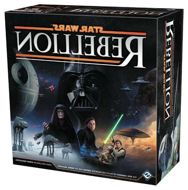 Star Wars Rebellion Board Game Brand New NIB Fantasy Flight