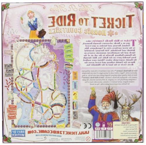 Ticket To Ride: Countries