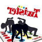 Twister Moves Game Play Mat Board Body Interactive Outdoor S