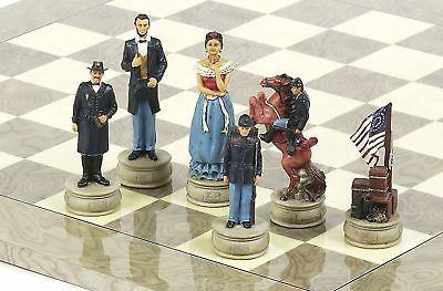 American Civil Extra Chessmen. 4