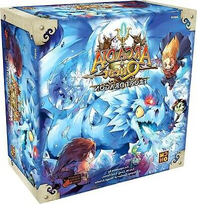 arcadia quest frost dragon board game