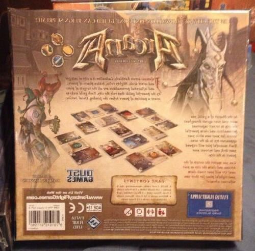 Arcana Fantasy Edition