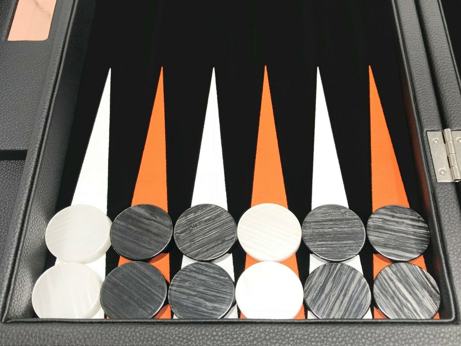 Backgammon Set-Premium Classic Game Travel