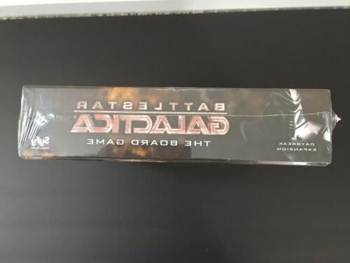 Battlestar Galactica Board DAYBREAK Expansion New