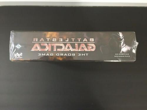 Battlestar Galactica Game DAYBREAK Expansion New Plastic!