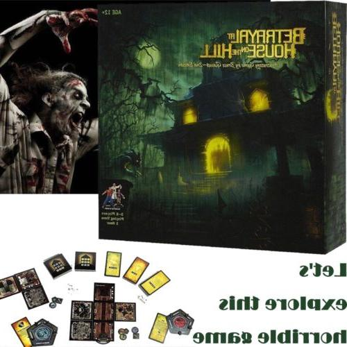 betrayal at house on the hill 2nd