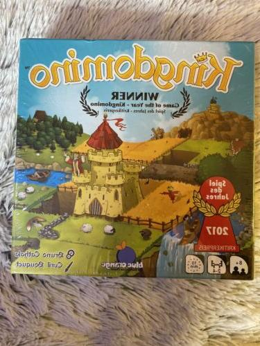 blg03600 kingdomino board game new nib