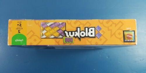 BLOKUS Board Mattel 2-Players