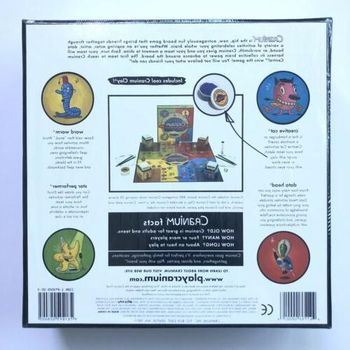 Cranium for your Teen & Adult SEALED