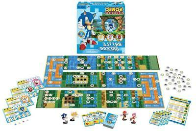 board game sonic the hedgehog battle racers