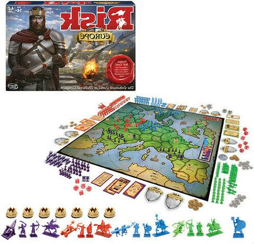 Board Games For Kids 14 & Up Large Multi-Player Game Entire