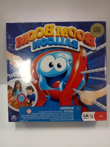 boom boom balloon board game new