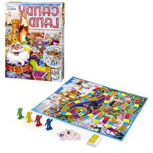 candy land board game by gaming usa