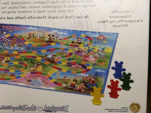 Candy Land - Disney Park Edition Candyland- NEW SEALED