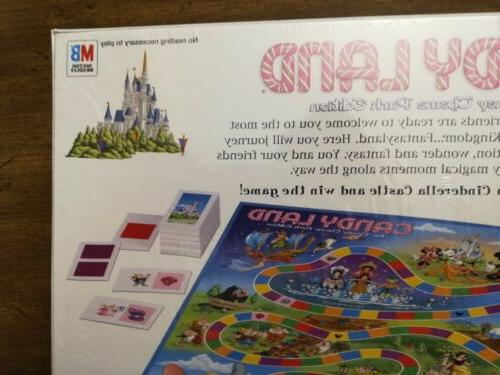 Candy Land Game - Edition - NEW SEALED